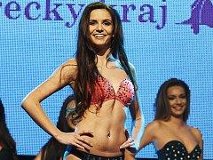 Miss Libereckého kraje se o víkendu stala dvacetiletá Tereza Koubková z České Lípy.