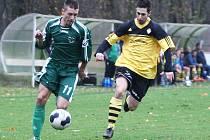 První přípravný zápas čeká novoborské fotbalisty v sobotu 17. ledna.