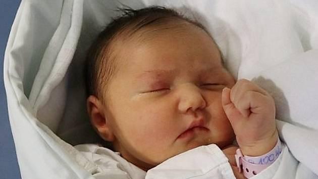 Rodičům Gabriele a Jaromírovi Koutníkovým se v úterý 14. září v 9:45 hodin narodila dcera Kristýna Koutníková. Měřila 52 cm a vážila 4,62 kg. Doma se na ni těšila sestřička Barbora.