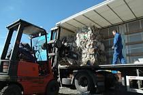 V Sosnové na Českolipsku nakládají nelegání odpadu