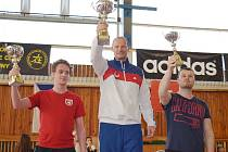 V konkurenci 203 závodníků z 20 klubů České republiky se Sport Relax stal nejúspěšnějším oddílem na turnaji.