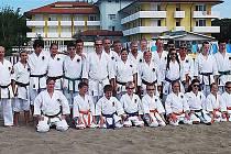 Účastníci tradičního soustředění v Itálii z českolipského klubu Sport Relax byli s programem velmi spokojeni.