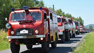 Oslavy 150 let existence Sboru dobrovolných hasičů ve Skalici u České Lípy