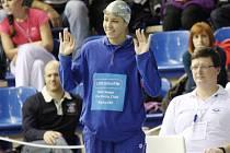 Petra Chocová na uplynulém mistrovství Evropy v Chorvatsku dokázala celkem pětkrát vytvořit český rekord.