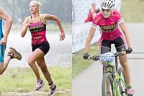 Ivana Loubková (Rohozec Amulet Cvikov) s jistotou ovládla nedělní 11. ročník veřejného terénního triatlonu ve Varnsdorfu.