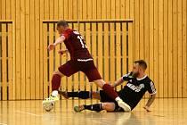 Ve třetím kole nejvyšší soutěže futsalistů prohrála Česká Lípa s favorizovanou Spartou 2:5.
