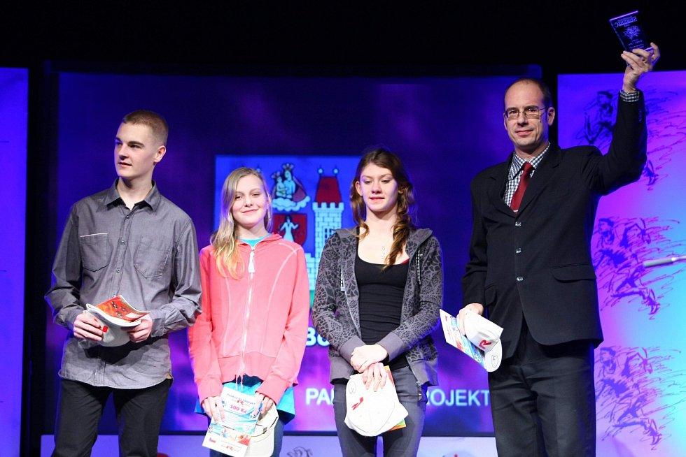 Třetí místo v kategorii kolektiv mládež získal cyklistický klub SK MS Auto Česká Lípa.