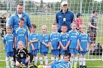 Nejmladší fotbalisté Arsenalu z kategorie U7 se zúčastnili XVII. ročníku turnaje s názvem Junior North Cup Micro 2016.