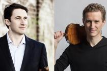 Noah Bendix-Balgley a Josef Špaček.