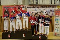 Sport Relax získal na domácím mistrovství ČR bronzovou medaili