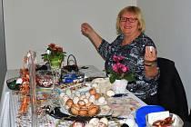 Tak jako výstava betlémů, stává se v Mimoni pomalu tradicí i výstava kraslic, kterou ob rok pro návštěvníky připravuje místní městské muzeum.