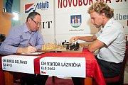 Osmý ročník Novoborské šachové Corridy.