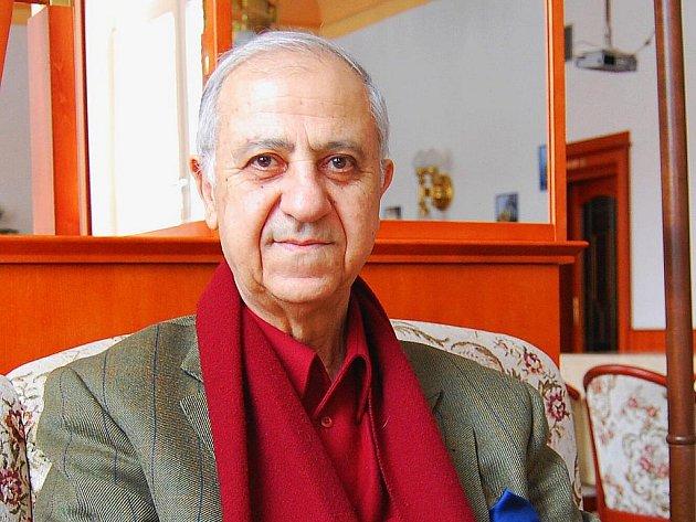 Zouhair Jalloul pochází původně z Libanonu.