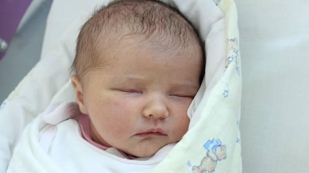 Rodičům Evě Pavelové a Pavlu Chládkovi z Rybniště se v neděli 7. června ve 21:59 hodin narodila dcera Eliška Chládková. Měřila 53 cm a vážila 3,78 kg.