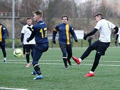 Přípravný zápas mezi českolipským Arsenalem (divize B) a Holany (I. B třída) skončil výsledkem 5:2.