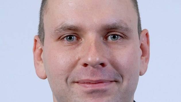 Jednatel MVV Energie CZ Václav Hrach.