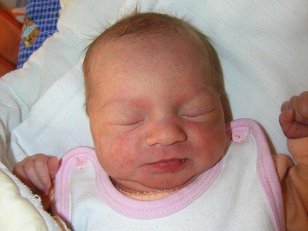 Mamince Lucii Poláčkové z České Lípy se 10. února v 11:33 hodin narodila dcera Jana Poláčková. Měřila 48 cm a vážila 3,32 kg.