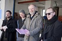 Režisér Jan Prušinovský bude točit ve Cvikově. Ve filmu se objeví také Kryštof Hádek a Štěpán Kozub.