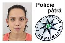 Pohřešovaná Sára Bendiková.