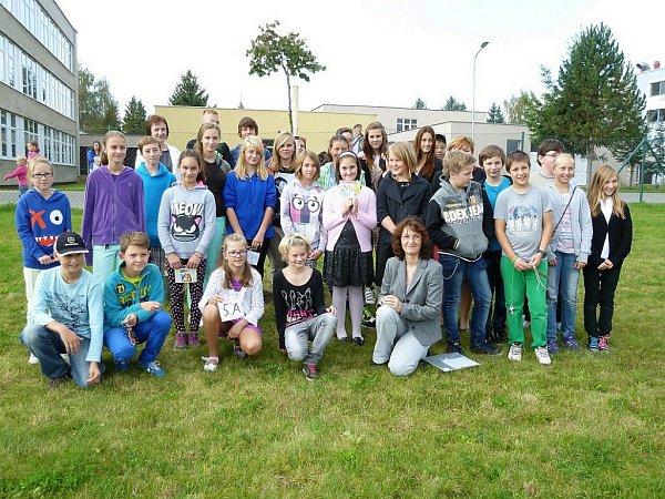 Sobotní oslavy 40.výročí otevření školy ve Stráži pod Ralskem.