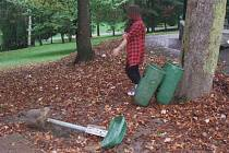 Na další devastování již poškozených odpadkových košů v páteční podvečer 26. 9. vyjížděli českolipští strážníci do městského parku, kde ze skupinky šesti dětí byla jako hlavní aktérka označena teprve patnáctiletá dívka.