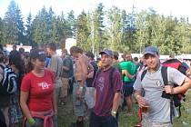 Festival přilákal návštěvníky z širokého okolí.