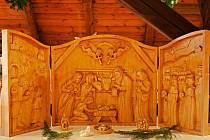 Na výstavě budou k vidění desítky exponátů betlémů.