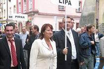 Zprava: Tomáš Vlček, Hana Moudrá, Jan Stejskal