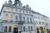 Budova městského úřadu v České Lípě