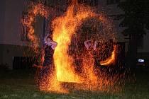 Pátá Muzejní noc na Vodním hradě Lipý bude ve znamení ohně.