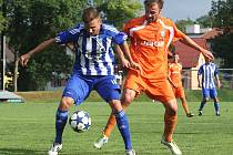ČFL: Domažlice – Arsenal Česká Lípa 2:1 (0:0).