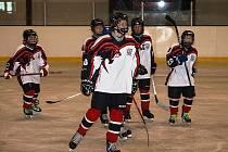 Hokejoví žáci Lípy skvěle zahájili ligu.