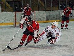 Ve 20. kole II. ligy skupiny Západ porazili hokejisté SHC Maso Brejcha Klatovy ve středu 8. prosince na domácím ledě Českou Lípu 3:1.