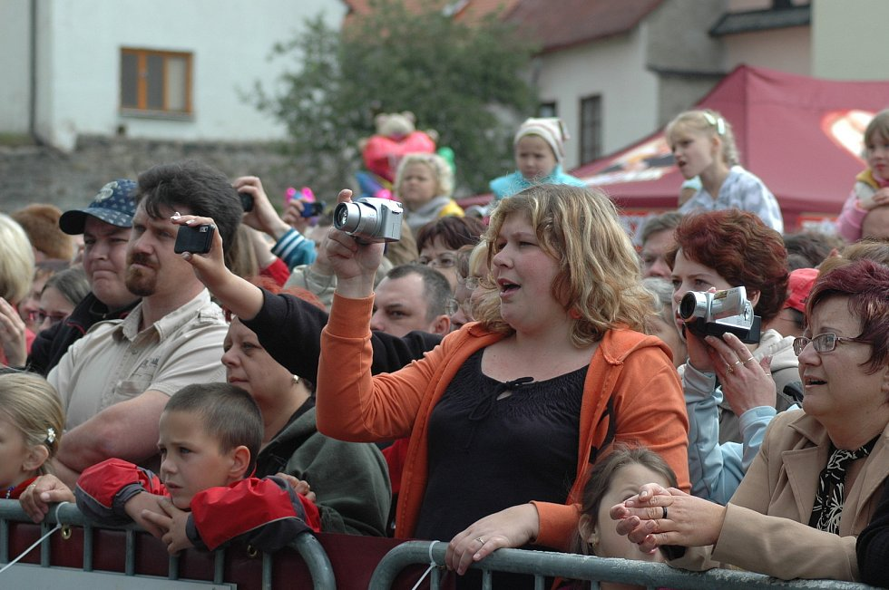 Městské slavnosti v České Lípě, 2010.