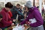 Na Vodním hradě Lipý letos opět budou lidé pomáhat akcí zvanou Dobročinná topinka.