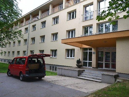 Středisko výchovné péče sídlí v prostorách českolipské průmyslové školy od letošního dubna.