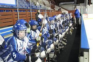 Mladí hokejisté se utkali v České Lípě.