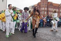 Masopust v Novém Boru se opět ponese v duchu brazilského karnevalu.