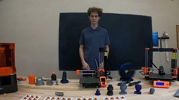 Jak nejlíp na 3D tisk? Poradí přednáška od Libertinu.
