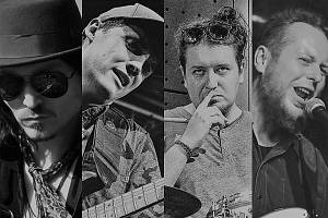 Troy Redfern & The BladderStones September Tour 2019.