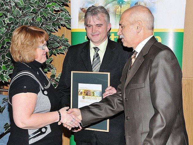 V krajském kole soutěže Zlatý erb opět zabodovala i Česká Lípa, která se umístila na třetím místě.