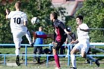 Krajský přebor: Frýdlant - Arsenal Česká Lípa 3:1 (2:0).