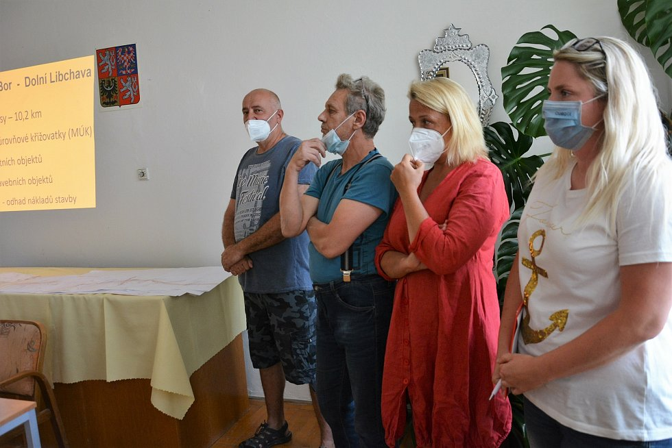 Veřejné seznámení s aktuálním stavem přeložky silnice I/9 ve Skalici u České Lípy.