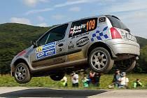 ÚSPĚŠNÝ závod  absolvoval českolipský jezdec Martin Kouřil ve Vyškově na Admiral Rally.