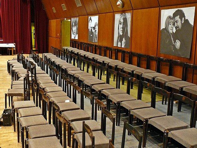 Podaří se zaplnit sály kulturních zařízení?