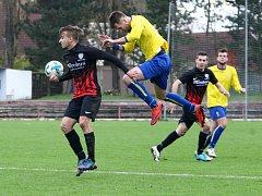 Neratovice/Byškovice - Arsenal Česká Lípa 2:0 (2:0).