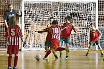 Kamenický Šenov ve finále porazil Sokol Brozany 3:0.