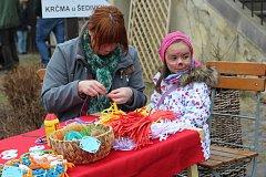 Tradiční Velikonoční jarmark proběhl v sobotu 24. března na Vodním hradě Lipý v České Lípě.
