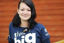 Monika Kalová z České Lípy chce pomoci lidem s roztroušenou sklerózou, jíž sama trpí.