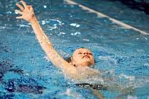 Jedním z úkolů pro školáky bude zdolání pětadvacetimetrového bazénu během jedné minuty.